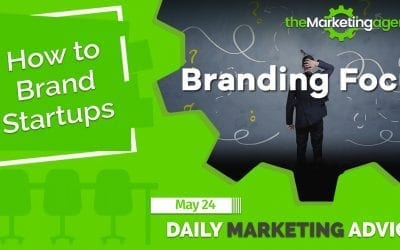 How to Brand Startups